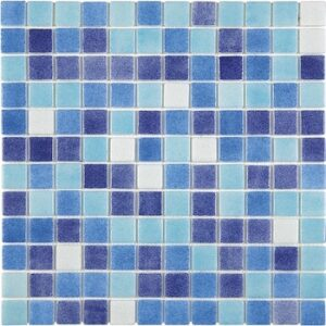 Relaxed Emotions Glass Mosaics