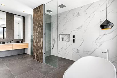 Tiles and Natural Stone Crossland Project